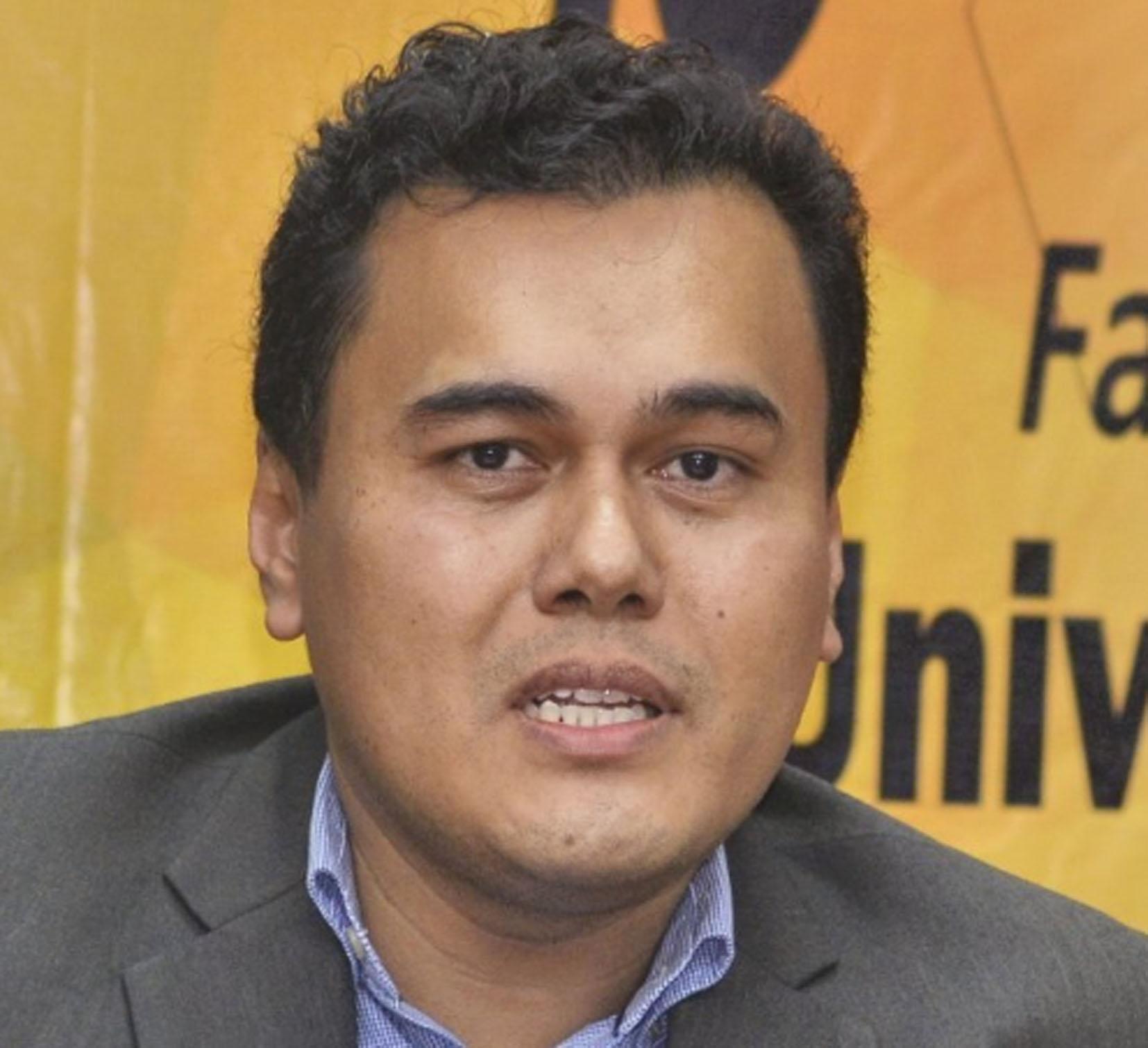 北方大学教授莫哈末阿兹祖丁